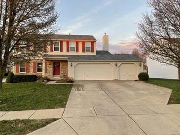 Photo one of 6258 Saddletree Dr Zionsville IN 46077 | MLS 21754326