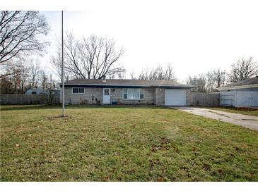 Photo one of 6363 W Ida St Indianapolis IN 46241 | MLS 21754338