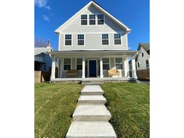 Photo one of 1019 N Beville Ave Indianapolis IN 46201 | MLS 21754358