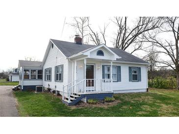 Photo one of 8013 E State Road 267 Rd Plainfield IN 46168 | MLS 21754392