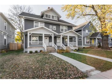 Photo one of 2618 N College Ave Indianapolis IN 46205 | MLS 21754411