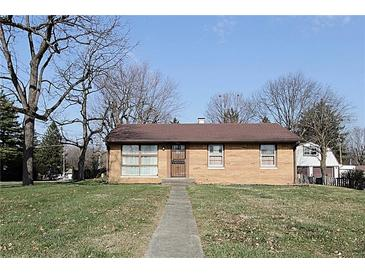 Photo one of 2406 E Thompson Rd Indianapolis IN 46227 | MLS 21754447