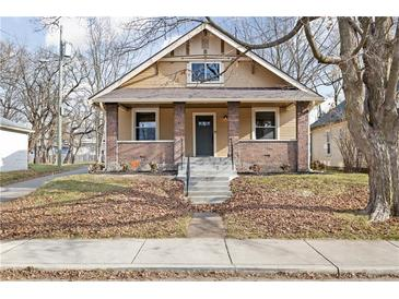 Photo one of 941 N Temple Ave Indianapolis IN 46201 | MLS 21754537