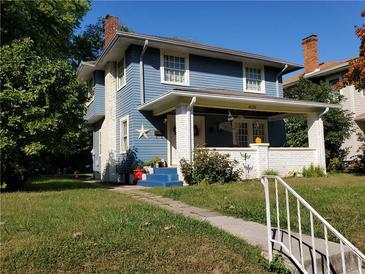 Photo one of 4026 Ruckle St Indianapolis IN 46205 | MLS 21755232