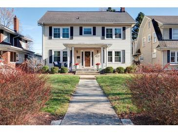 Photo one of 4305 Central Ave Indianapolis IN 46205 | MLS 21755291