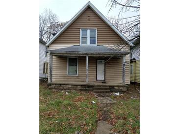 Photo one of 646 N Parker Ave Indianapolis IN 46201 | MLS 21755571
