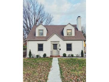 Photo one of 4625 Boulevard Pl Indianapolis IN 46208 | MLS 21755791