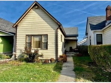 Photo one of 1020 Elm St Indianapolis IN 46203 | MLS 21755861