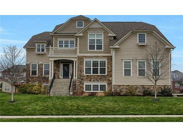 Photo one of 10555 Serra Vista Pt Fishers IN 46040 | MLS 21756643