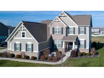 Photo one of 5636 Chazimal St Plainfield IN 46168 | MLS 21756666