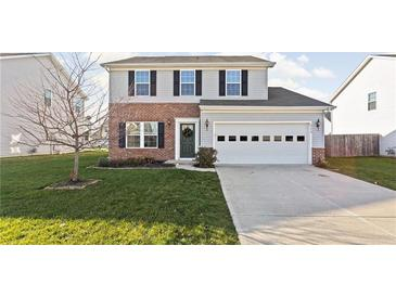Photo one of 6772 Branches Dr Brownsburg IN 46112   MLS 21756865