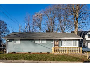 Photo one of 608 Bernard Ave Indianapolis IN 46208 | MLS 21757097