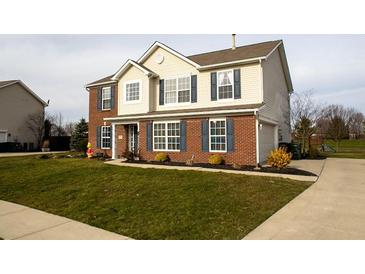 Photo one of 6594 W Dickens Xing McCordsville IN 46055 | MLS 21757370