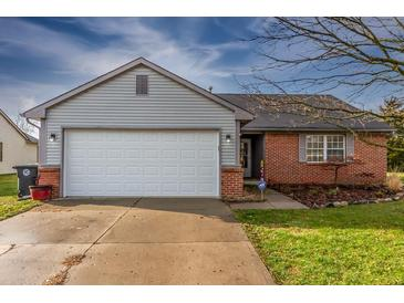 Photo one of 7340 Cobblestone W Dr Indianapolis IN 46236 | MLS 21757418