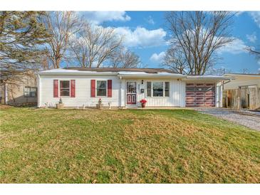 Photo one of 925 Highlander Dr Plainfield IN 46168 | MLS 21757420