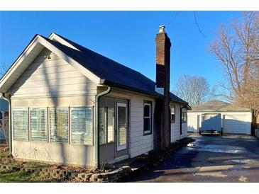Photo one of 234 W Gimber St Indianapolis IN 46225 | MLS 21757956