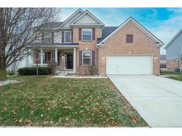 Photo one of 8672 N Autumnview Dr McCordsville IN 46055 | MLS 21758049
