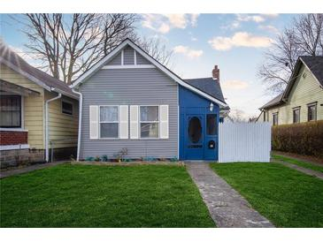 Photo one of 601 E Prospect St Indianapolis IN 46203 | MLS 21758174