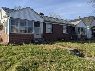 Photo one of 402-406 N Alton Ave Indianapolis IN 46222 | MLS 21758237