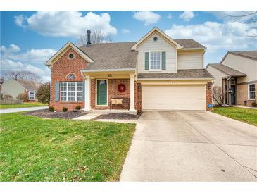 Photo one of 11051 Oakridge Dr Fishers IN 46038 | MLS 21758241