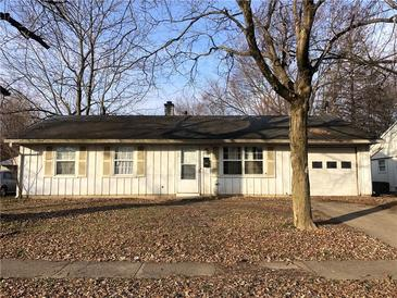Photo one of 4102 Biscayne Rd Indianapolis IN 46226 | MLS 21758341