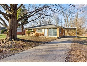 Photo one of 1260 Farley Dr Indianapolis IN 46214 | MLS 21758450