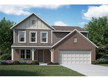 Photo one of 5494 W Woodhaven Dr McCordsville IN 46055 | MLS 21758453