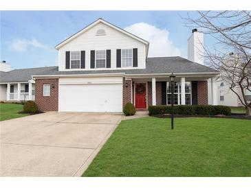 Photo one of 12211 Split Granite Dr Fishers IN 46037 | MLS 21758482