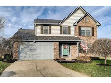 Photo one of 10360 Brothers Ct Fishers IN 46037 | MLS 21758549