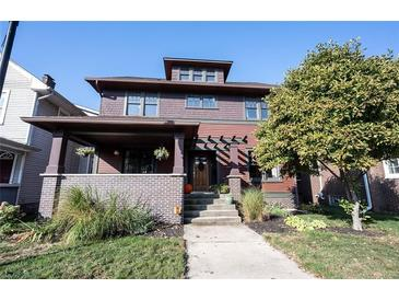 Photo one of 2426 Delaware St Indianapolis IN 46205 | MLS 21758572