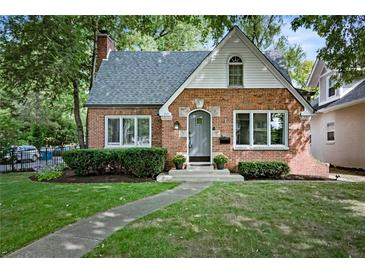 Photo one of 350 Blue Ridge Rd Indianapolis IN 46208   MLS 21758581