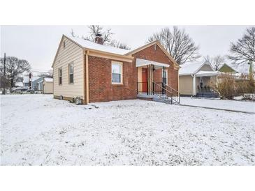 Photo one of 3565 N Chester Ave Indianapolis IN 46218 | MLS 21758935