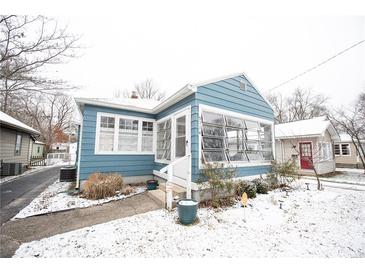 Photo one of 5114 Primrose Ave Indianapolis IN 46205 | MLS 21758950