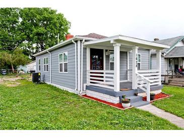 Photo one of 1628 Asbury St Indianapolis IN 46203 | MLS 21758981