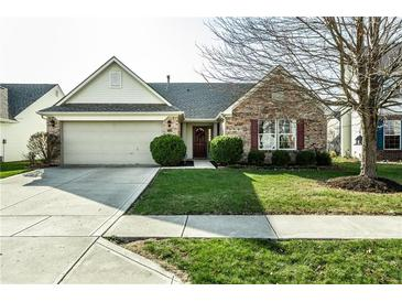 Photo one of 6546 Abby Ln Zionsville IN 46077 | MLS 21759026