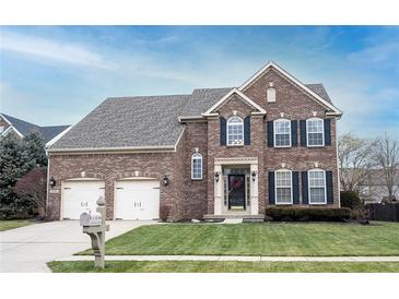 Photo one of 10346 Aurora Ct Fishers IN 46038 | MLS 21759130