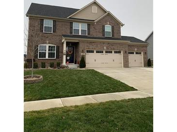 Photo one of 1289 Cloverdale Trace Greenwood IN 46143 | MLS 21759195