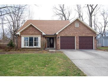 Photo one of 8731 Ginnylock Dr Indianapolis IN 46256 | MLS 21759264