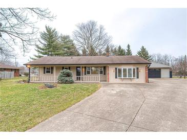 Photo one of 8115 S Pann Ct Indianapolis IN 46217 | MLS 21759289