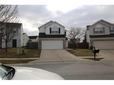 Photo one of 7234 Parklake Circle Indianapolis IN 46217 | MLS 21759290