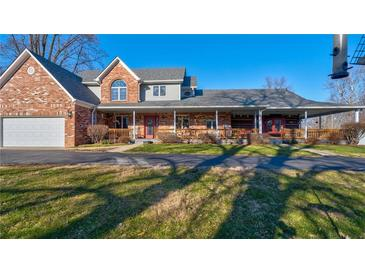 Photo one of 6432 E Spring Lake Rd Mooresville IN 46158 | MLS 21759348