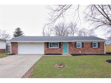 Photo one of 8914 E 16Th Pl Indianapolis IN 46219 | MLS 21759350