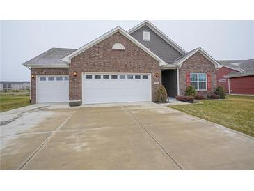 Photo one of 7338 Frolic Dr Brownsburg IN 46112 | MLS 21759409