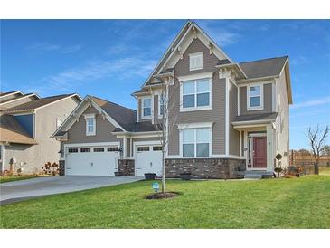 Photo one of 6317 Falcon Ln Zionsville IN 46077 | MLS 21759414