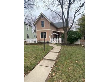 Photo one of 1403 Broadway St Indianapolis IN 46202   MLS 21759429