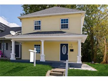 Photo one of 2705 Shriver Ave Indianapolis IN 46208 | MLS 21759472