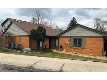 Photo one of 5208 Hawks Point Rd # 240 Indianapolis IN 46226 | MLS 21759510