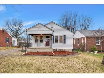 Photo one of 226 S 11Th Ave Beech Grove IN 46107 | MLS 21759518
