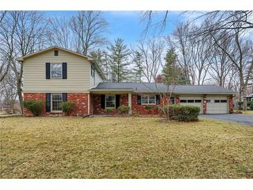 Photo one of 1420 Pittwood Dr Indianapolis IN 46240   MLS 21759520