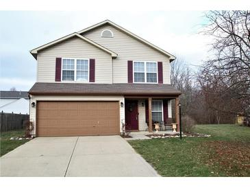 Photo one of 1826 Willowview Ct Greenfield IN 46140 | MLS 21759536